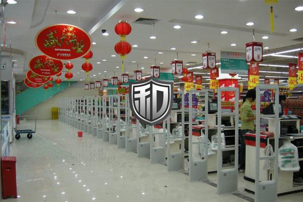 温州好又多超市采购我司27支超市防盗器[图文]