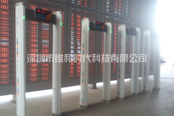 太原市珠宝展览会日4台A-2011便携式圆柱形安检门[图文]