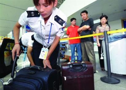 北京上海等机场HI-PE安检门检测级别大幅提升[图]