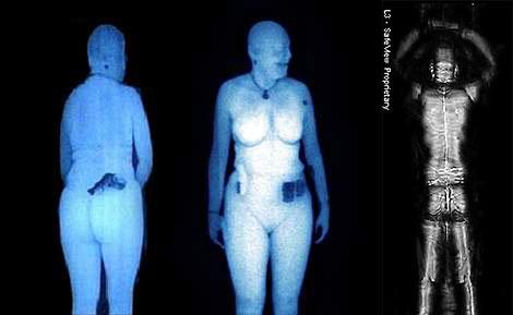 韩国机场使用可透视扫描仪配合HI-PE安检门扫描[图]
