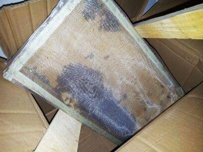 南京机场安检机检测查堵千余只小蜜蜂