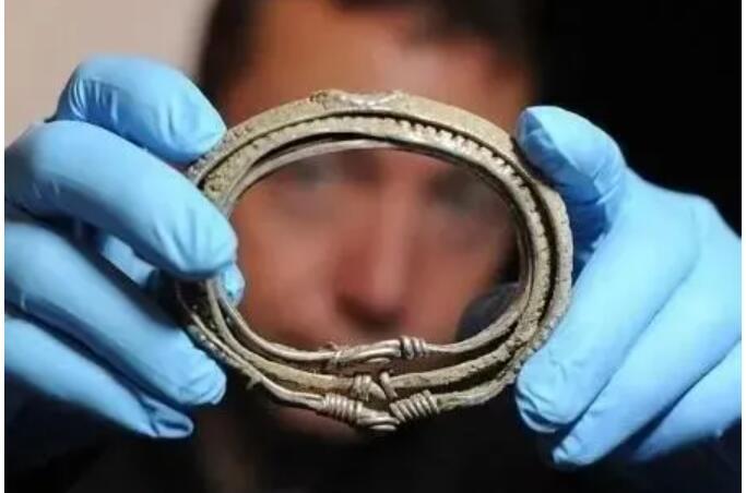 高性能金属探测器探测到爱尔兰胸针等维京宝藏.jpg